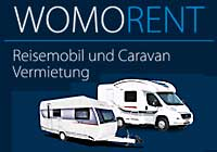 Womorent Vermietung: Wohnwagen mieten in Frankfurt und im Rhein-Main Gebiet