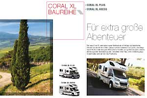 Adria Katalogauszug Coral XL - PDF Download