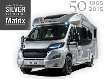 Matrix Wohnmobil Silver Collection