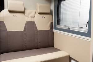 Adria Compact - Polsterstoff Mexico