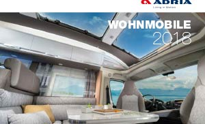 Adria Katalog Reisemobile 2018 - PDF Download