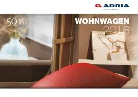 Adria Wohnwagen Katalog - PDF Download