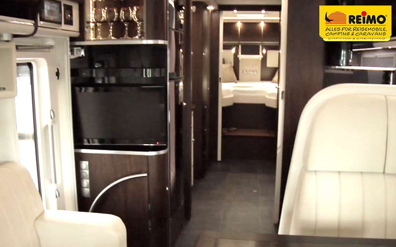 Luxus-Wohnmobil Concorde Charisma 905 L - neues Modell 2014