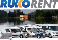Motorhome Rental RUKORENT in Frankfurt/Main